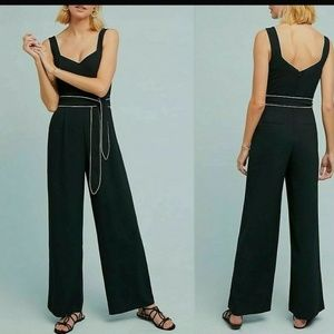 The Essential Jumpsuit by Anthropologie-NWOT